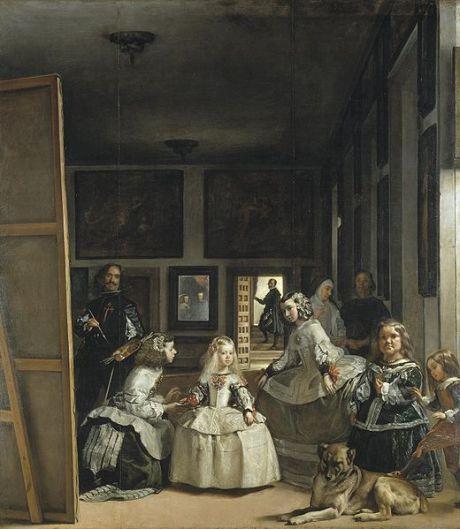 Diego Velázquez Las meninas