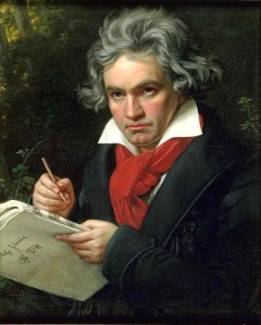 2- Sinfonía nº7 op. 92 de BEETHOVEN