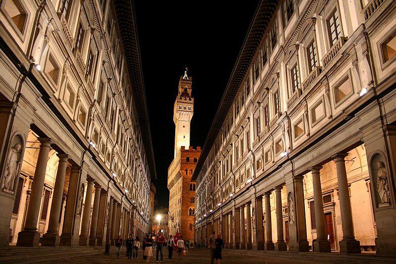 Galería de los Uffici