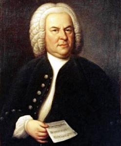 J S. Bach