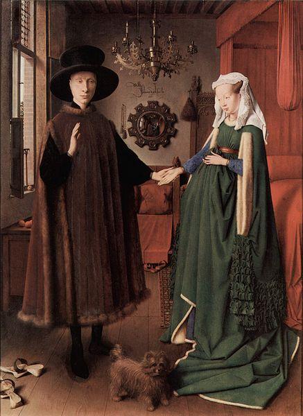Van Eyck Matrimonio Arnolfini