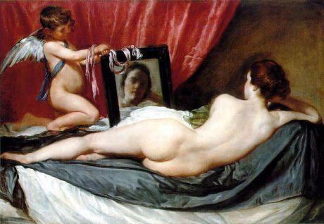 Velazquez Venus del espejo
