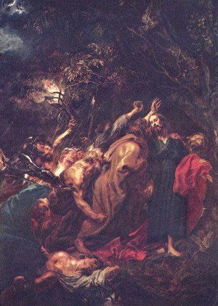 El Prendimiento - Van Dyck