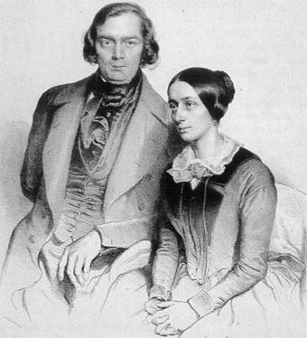 Robert y Clara