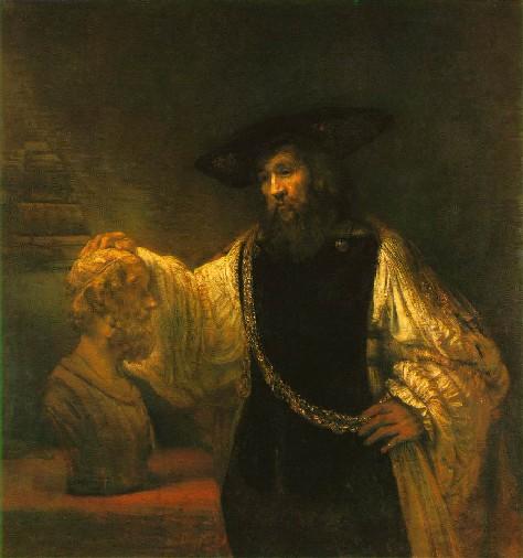 aristoteles-contemplando-busto-homero-rembrandt
