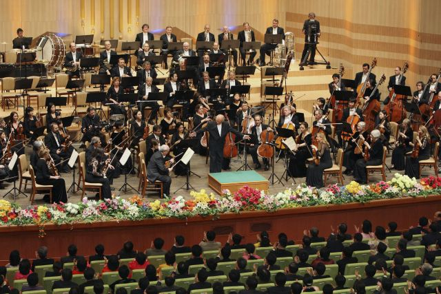 North Korea NY Philharmonic