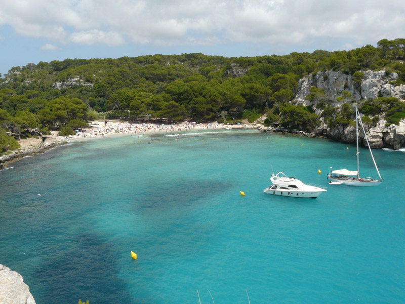 cala-macarella Menorca