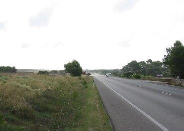 carretera ciudadela - mahon