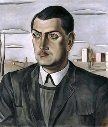 Dali retrato luis buñuel