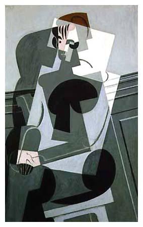 gris retrato e josette