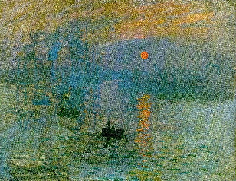Monet - Impresion