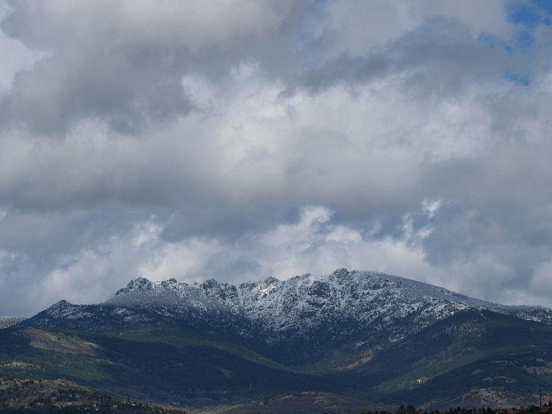 siete picos Guadarrama