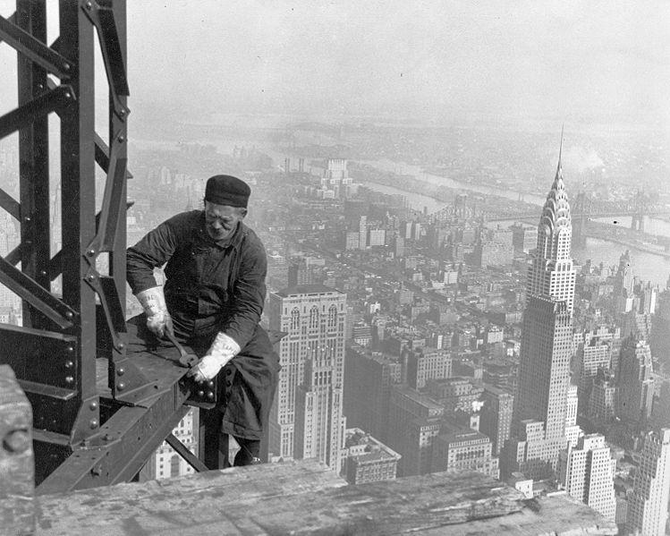 Empire trabajos de construcción