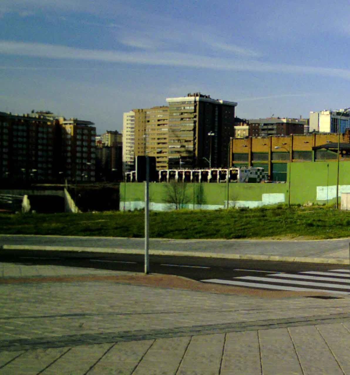 Parque de Manoteras