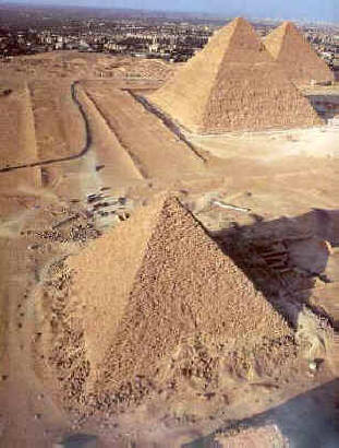 Piramides Vistaa erea