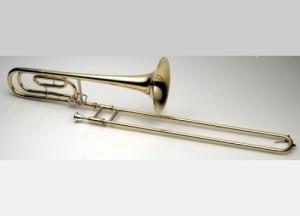 El trombón de varas