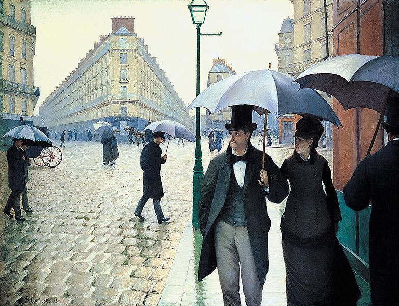La obra de Gustave Caillebotte Caillebotte-la-plaza-de-europa