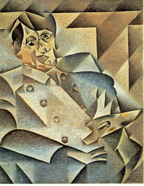 JuanGris_Portrait_of_Picasso