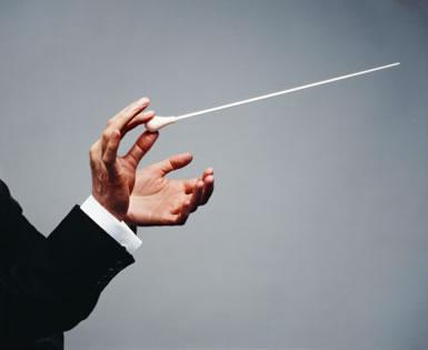 El Empleo De La Batuta En La Dirección Orquestal Leitersblues