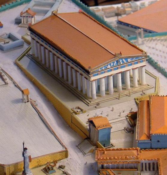 Original Partenón