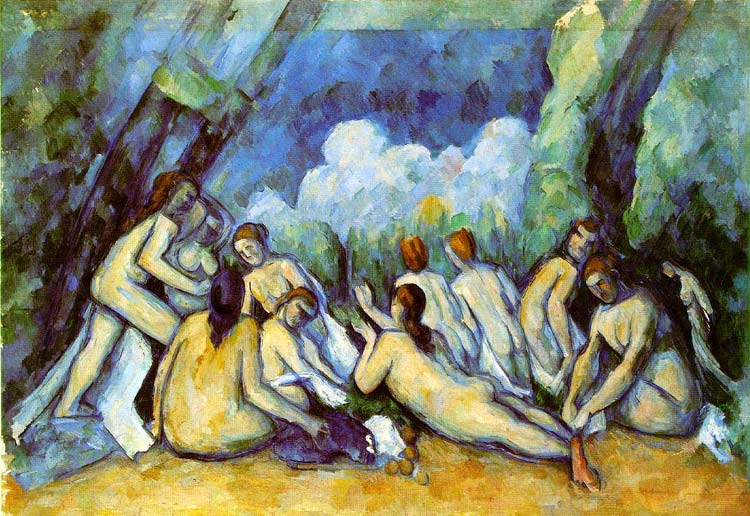 SOÑOLENCIA  Cezanne-banistas