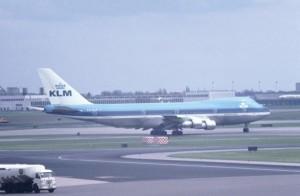 BOEING 747 PH-BUF de KLM