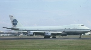 BOEING 747 N736PA de PAN AM