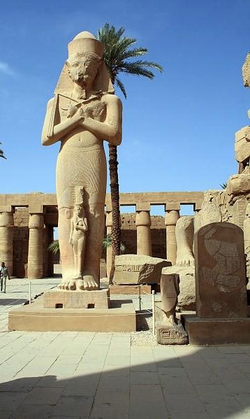 Templo de KARNAK faraón