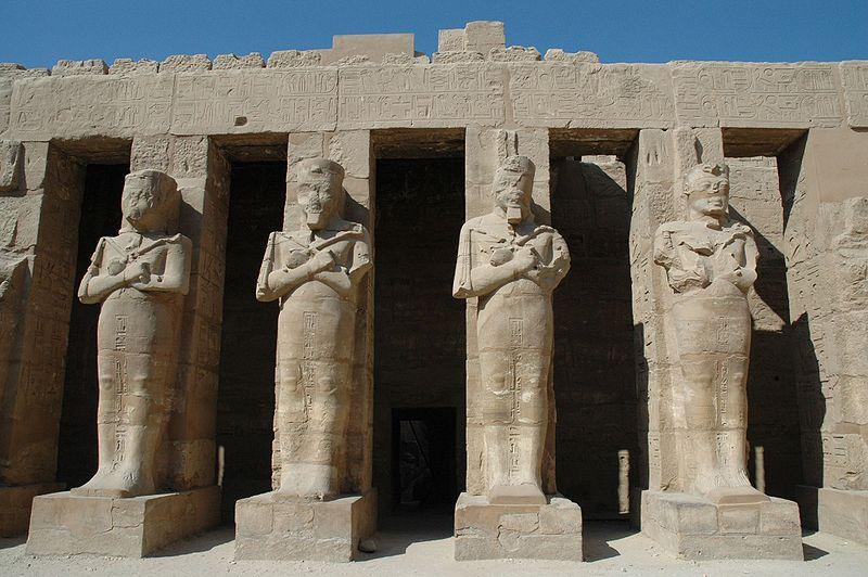 Templo de KARNAK faraones