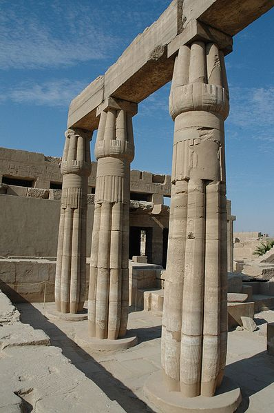 Templo de KARNAK exteriores