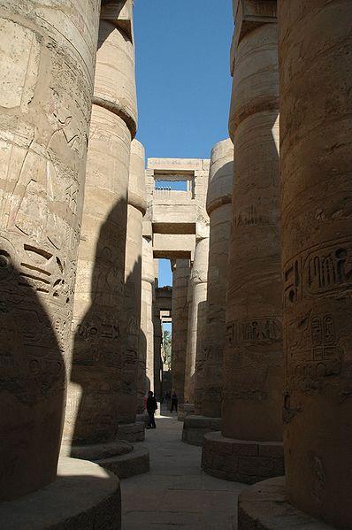 Templo de KARNAK visita