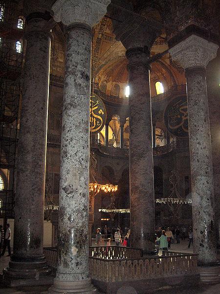 Santa Sofía interior