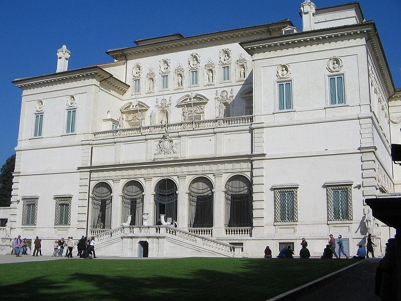 Galería Borghese de Roma