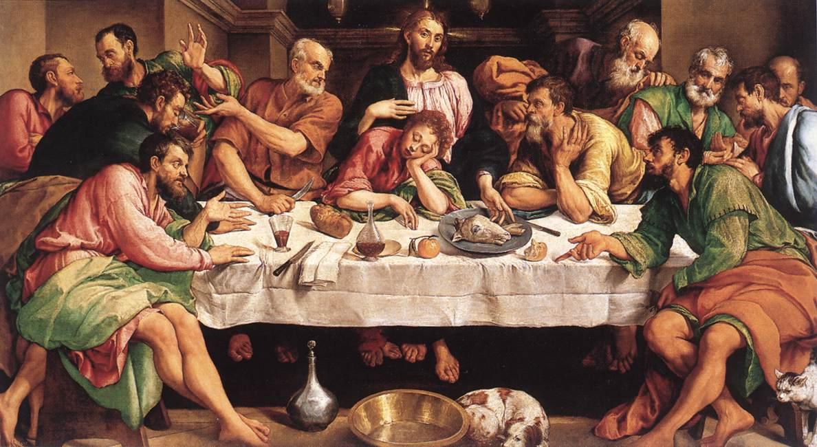 Galería Borghese, Ultima cena Bassano