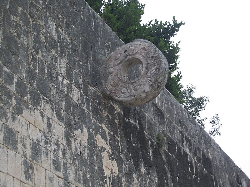 Chichén Itzá detalle