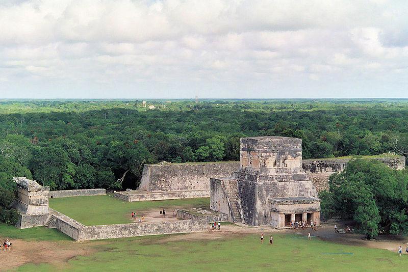 Chichén Itzá por André Möller