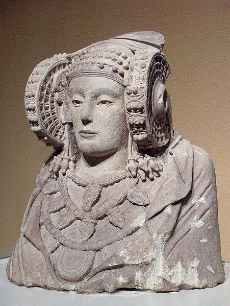 La Dama de Elche – autor desconocido