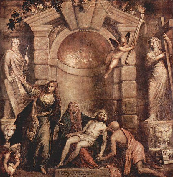 David and goliath renaissance painting