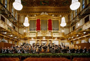 formación de la orquesta