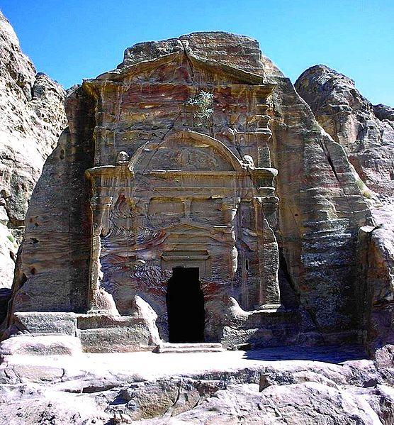 Las Ruinas de Petra 7 Ginolerhino