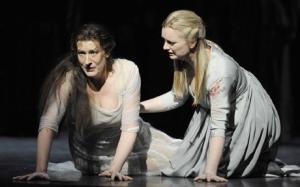 Sarah Conolly y Lucy Crowe como Dido y Belinda
