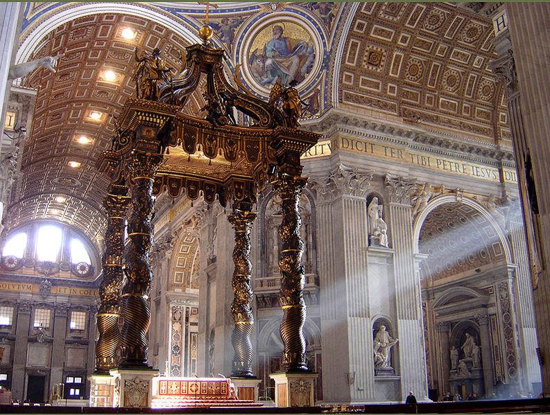 Vaticano interior
