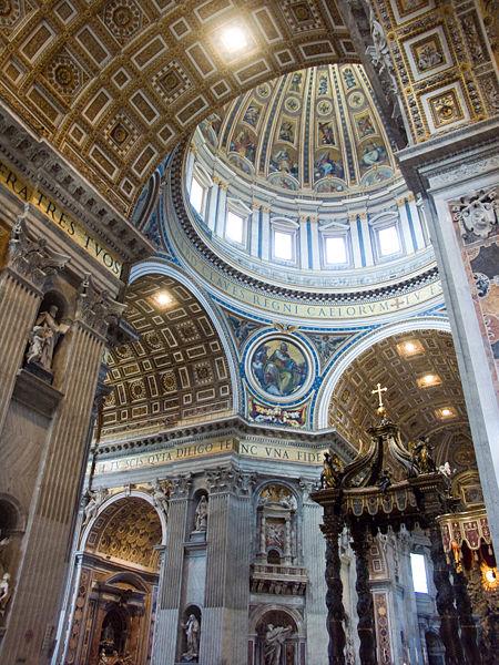 Imágenes interior del Vaticano - Roma