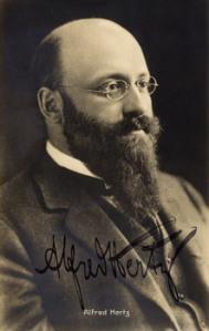 Alfred Hertz
