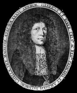 Heinrich Ignaz von Biber